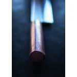KAI MGR 0100P SEKI MAGOROKU REDWOOD OFFICE KNIFE 10CM
