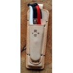 KST130 Double leather holster Okatsune 130: for pruner and saw