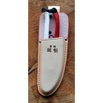 KST133 Leather holster Okatsune 133: for pruners 103 and 104
