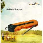 TAI TY 1808 TAIDEA YOYAL Outdoor Knife Sharpener